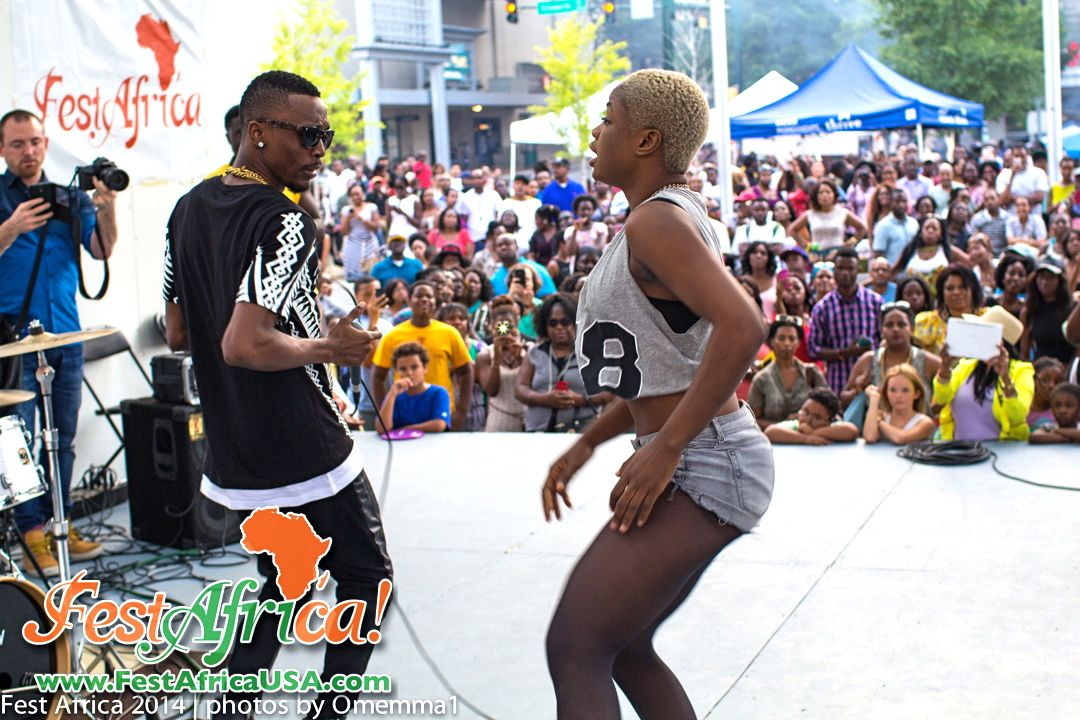 FestAfrica 2014 NYA AYA African Festival Veterans Plaza Silver Spring Maryland Afropolitan Youth – 322