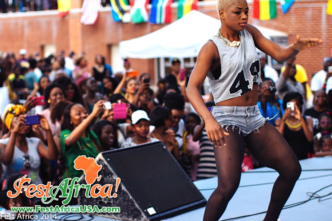 FestAfrica 2014 NYA AYA African Festival Veterans Plaza Silver Spring Maryland Afropolitan Youth – 331