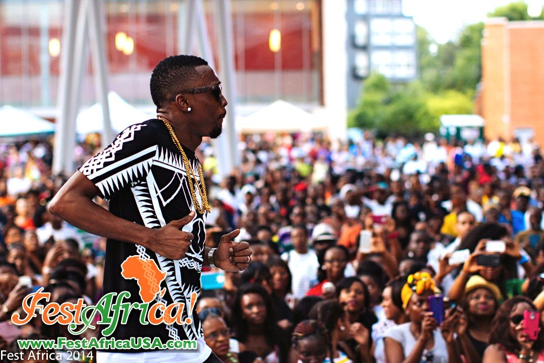 FestAfrica 2014 NYA AYA African Festival Veterans Plaza Silver Spring Maryland Afropolitan Youth – 336
