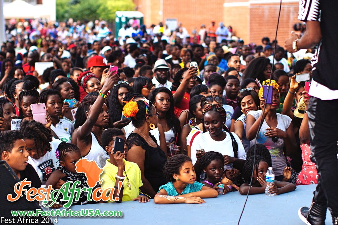 FestAfrica 2014 NYA AYA African Festival Veterans Plaza Silver Spring Maryland Afropolitan Youth – 338