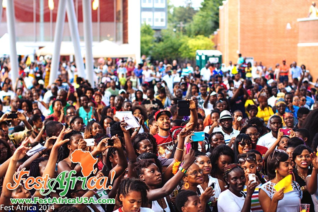 FestAfrica 2014 NYA AYA African Festival Veterans Plaza Silver Spring Maryland Afropolitan Youth – 342
