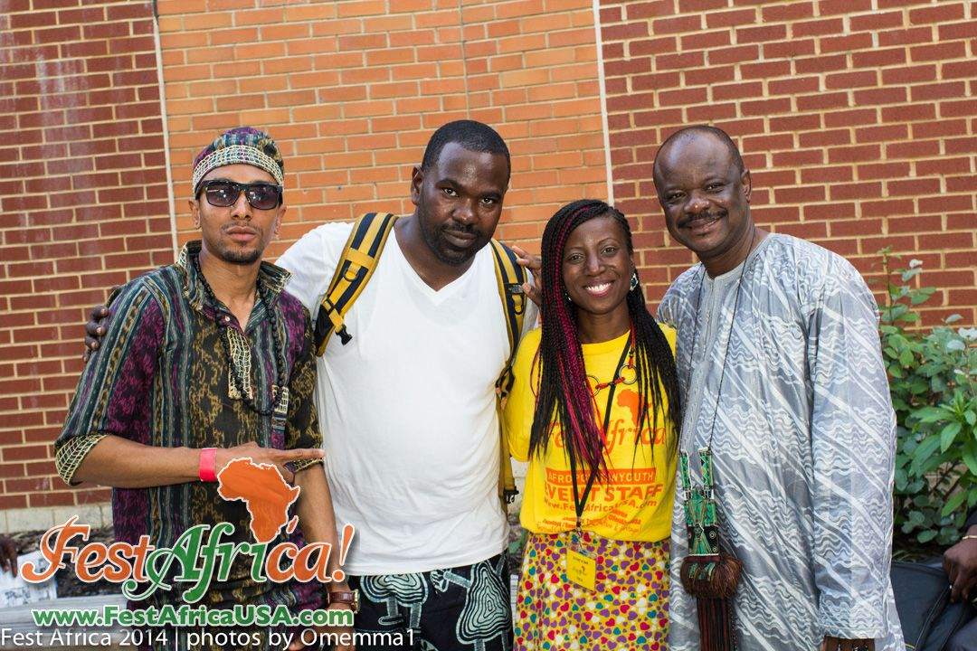 FestAfrica 2014 NYA AYA African Festival Veterans Plaza Silver Spring Maryland Afropolitan Youth – 346