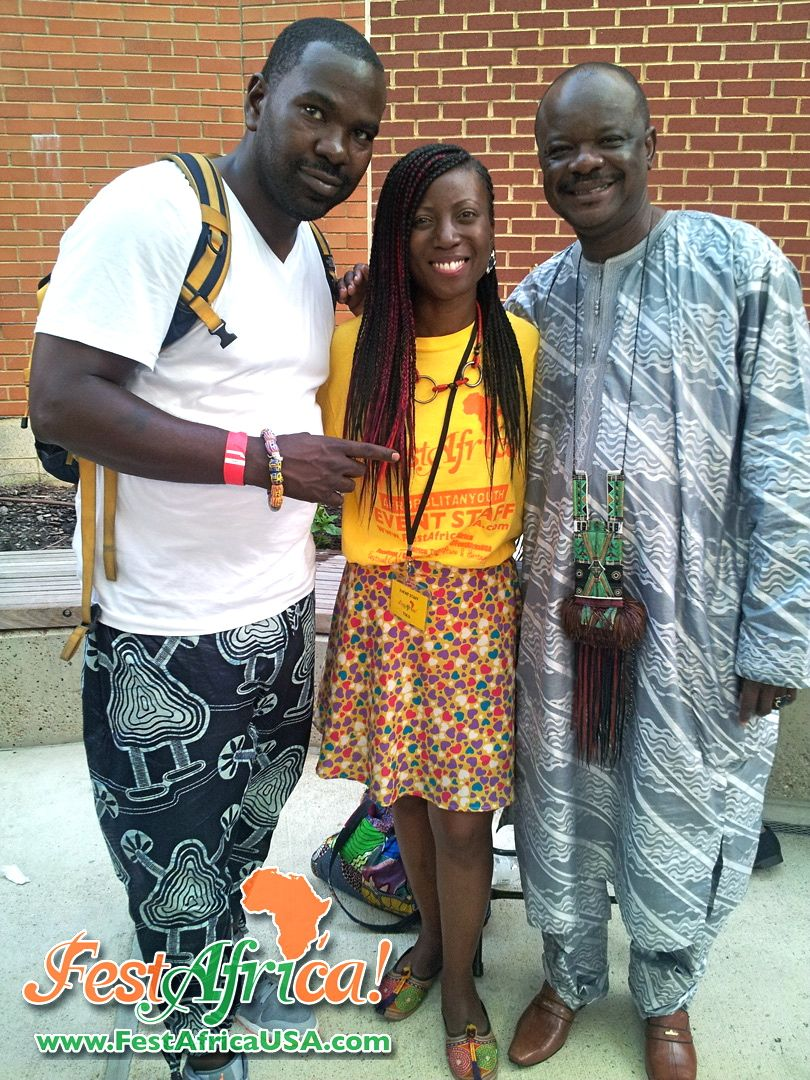 FestAfrica 2014 NYA AYA African Festival Veterans Plaza Silver Spring Maryland Afropolitan Youth – 374