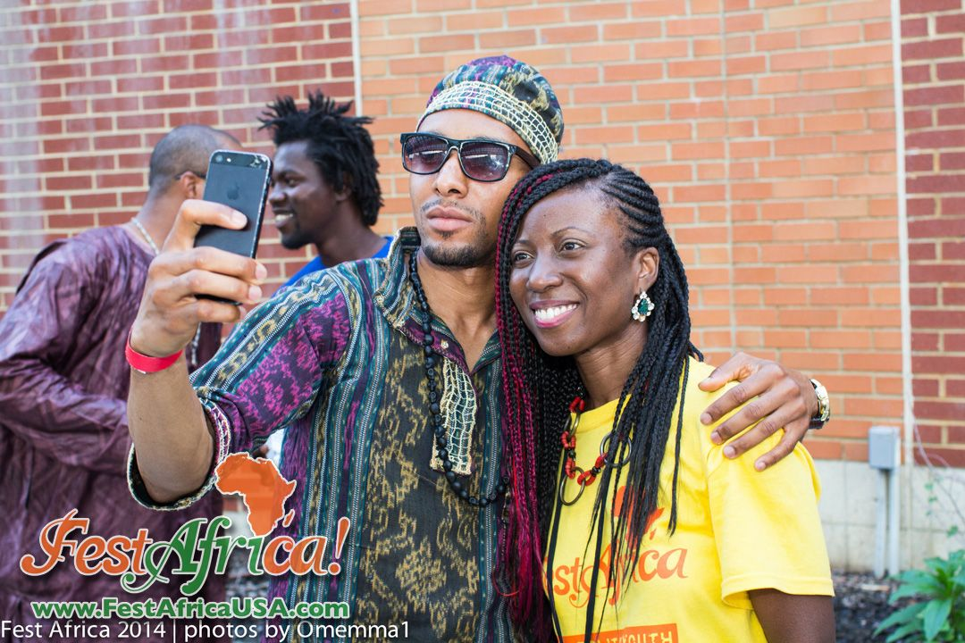 FestAfrica 2014 NYA AYA African Festival Veterans Plaza Silver Spring Maryland Afropolitan Youth – 376