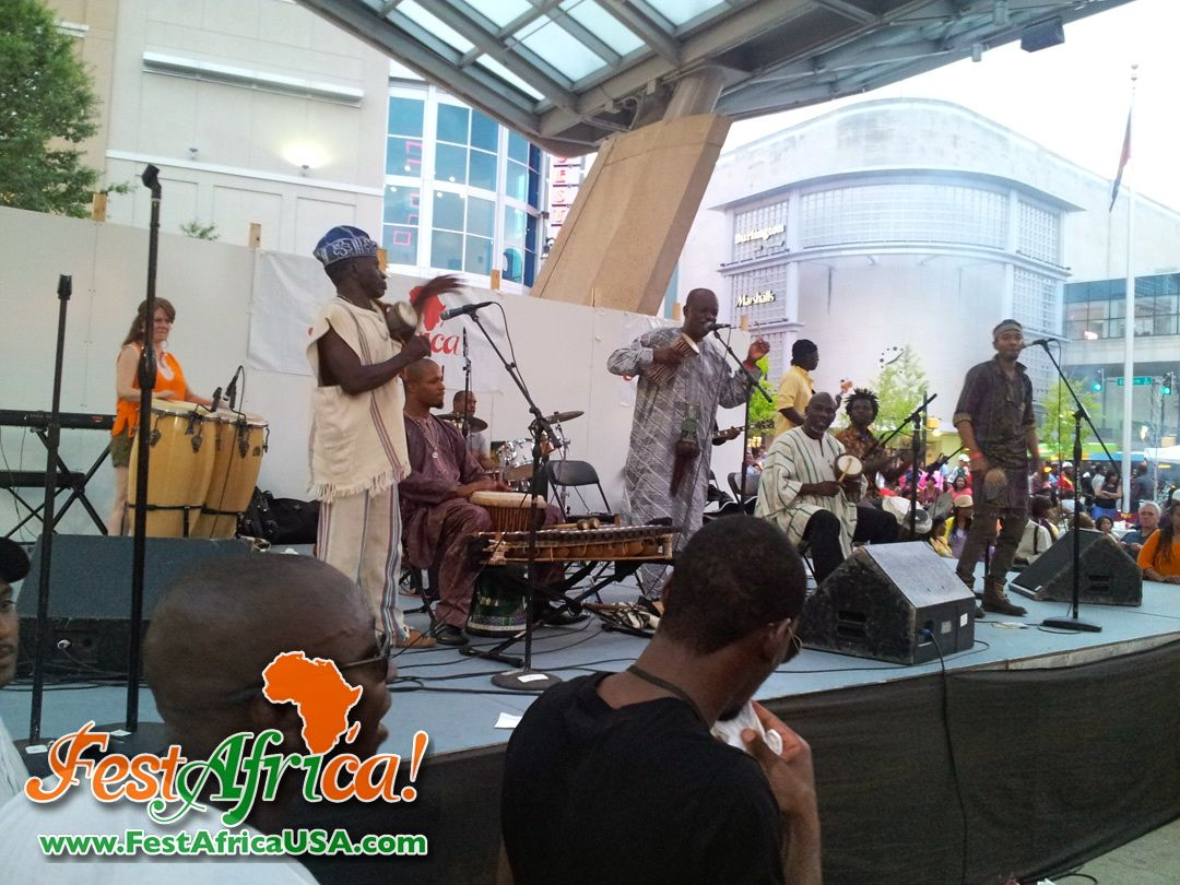 FestAfrica 2014 NYA AYA African Festival Veterans Plaza Silver Spring Maryland Afropolitan Youth – 379