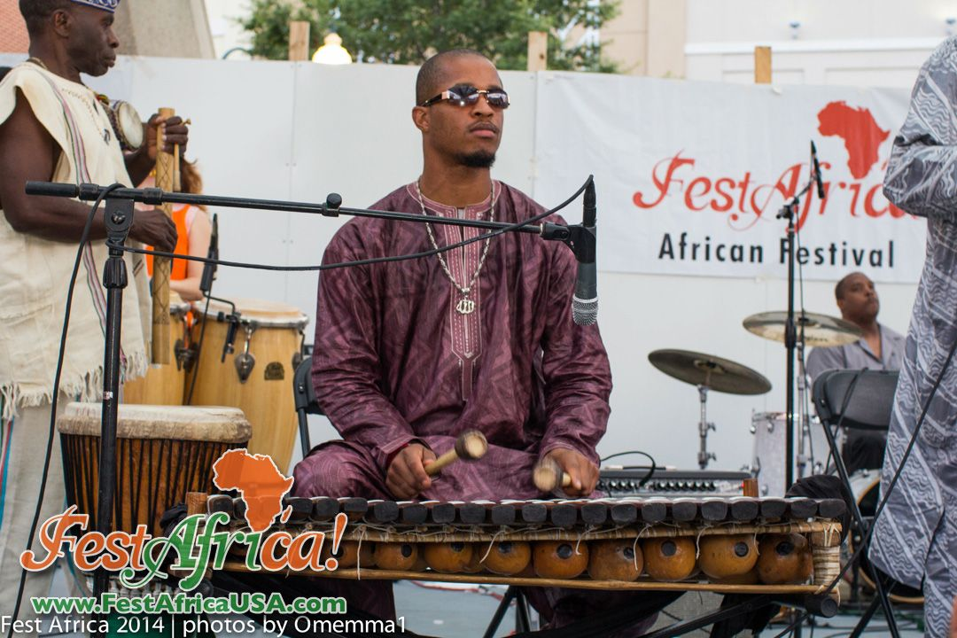 FestAfrica 2014 NYA AYA African Festival Veterans Plaza Silver Spring Maryland Afropolitan Youth – 380