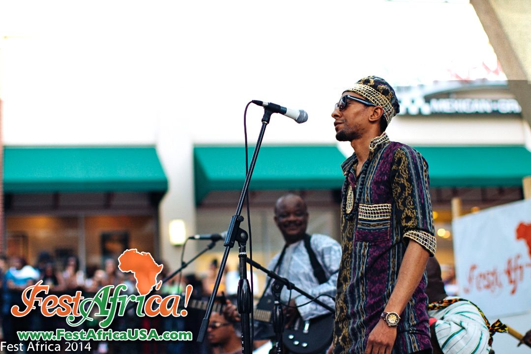 FestAfrica 2014 NYA AYA African Festival Veterans Plaza Silver Spring Maryland Afropolitan Youth – 382