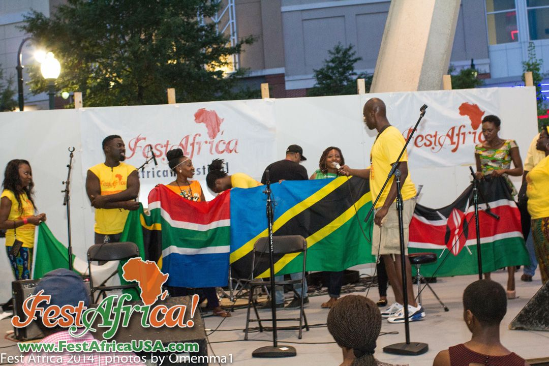 FestAfrica 2014 NYA AYA African Festival Veterans Plaza Silver Spring Maryland Afropolitan Youth – 389