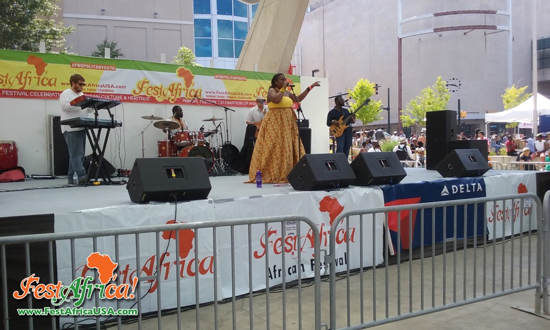 FestAfrica 2015 AYA African Festival Veterans Plaza Silver Spring Maryland USA Afropolitan Youth Social Picts – 1 of 75