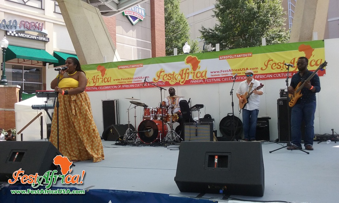 FestAfrica 2015 AYA African Festival Veterans Plaza Silver Spring Maryland USA Afropolitan Youth Social Picts – 12 of 75