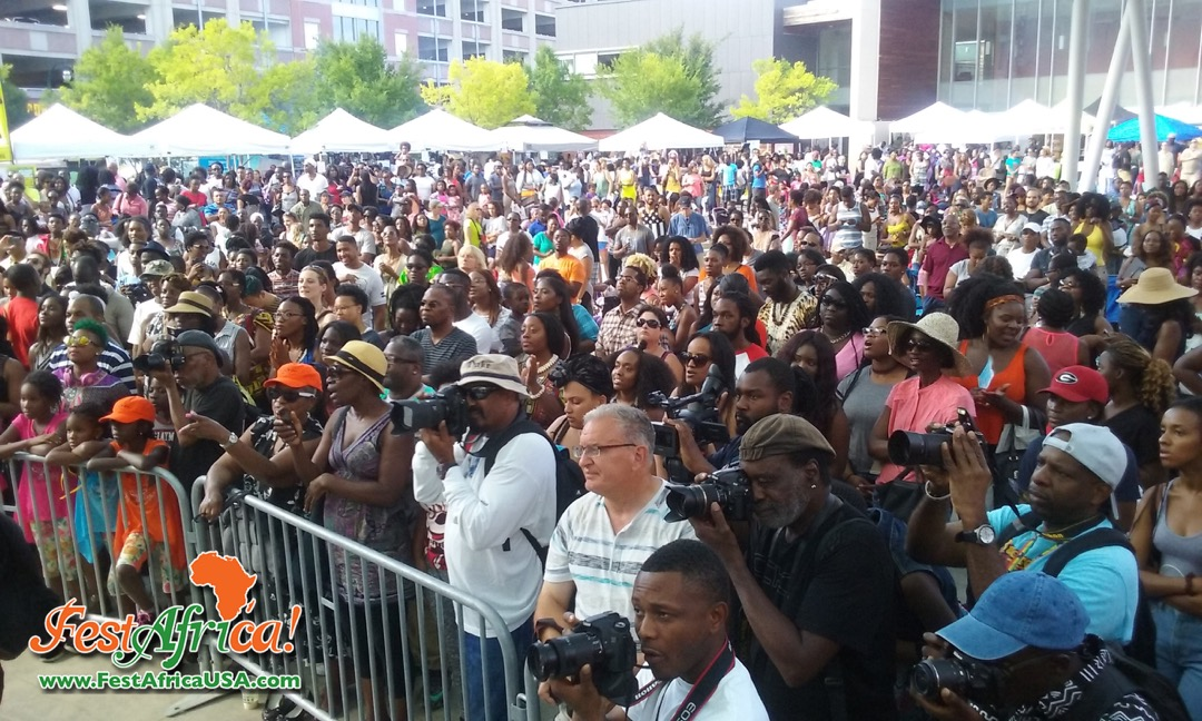 FestAfrica 2015 AYA African Festival Veterans Plaza Silver Spring Maryland USA Afropolitan Youth Social Picts – 19 of 75