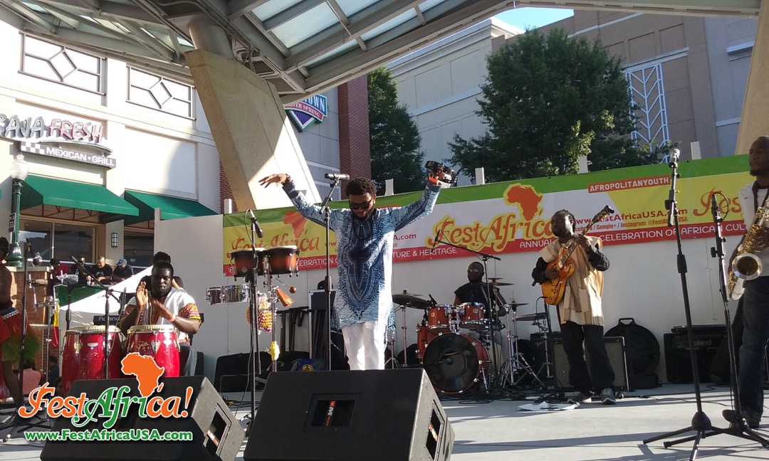 FestAfrica 2015 AYA African Festival Veterans Plaza Silver Spring Maryland USA Afropolitan Youth Social Picts – 24 of 75