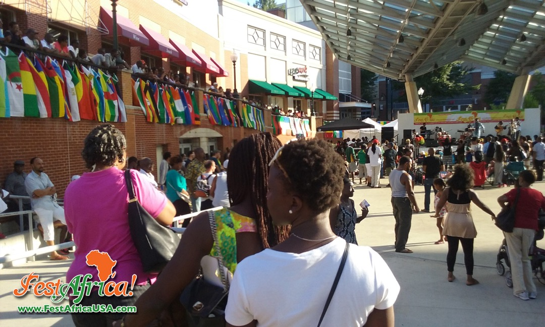 FestAfrica 2015 AYA African Festival Veterans Plaza Silver Spring Maryland USA Afropolitan Youth Social Picts – 34 of 75