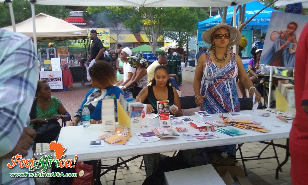 FestAfrica 2015 AYA African Festival Veterans Plaza Silver Spring Maryland USA Afropolitan Youth Social Picts – 42 of 75